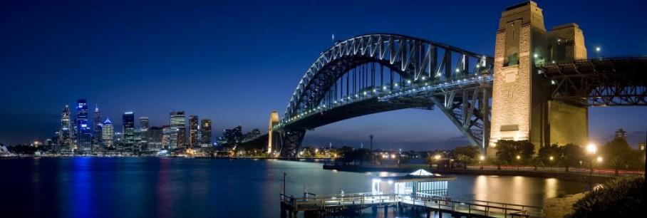 Destination information Australia