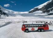 Bus tour Canada