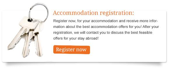 Registration for accommodation in England